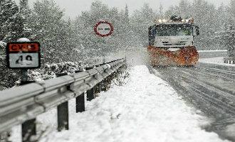 Vanaf Dit Weekend Gaat Het Ook Kouder Worden In Spanje Met Lage Temperaturen En Sneeuw
