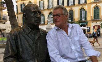Jeroen Krabbé in nieuwe serie op zoek naar Spaanse kunstenaar Pablo Picasso