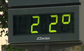 Maximum Temperaturen Van 22 Graden Gemeten In Alicante