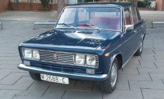 Allereerste SEAT 1430 uit 1972 van de Spaanse zanger Julio Iglesias te koop via veilingsite