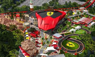 Entreeprijzen Ferrari Land Bij Salou Bekend Gemaakt