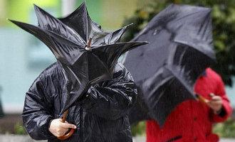 Het Gaat Een Regenachtige Week Worden In Spanje Maar Met Aangename Temperaturen