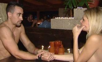 Eerste Nudisten Restaurant Van Spanje Geopend Op Tenerife