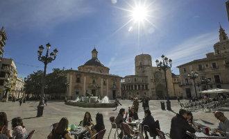 Kwik Naar 22 Graden Gestegen In De Provincies Alicante, Valencia En Castellón