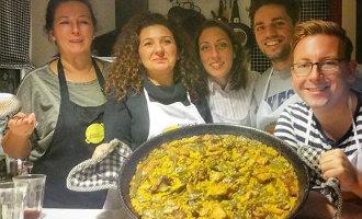 Leer De Authentieke Valenciaanse Paella Maken Maar Dan In Nederland Met De Spaanse María