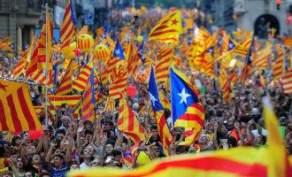 Merendeel Catalanen Wil Een Referendum Over Onafhankelijkheid Mits Spaanse Regering Dat Goed Vindt