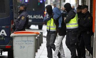 Politie Madrid wist daags voor nieuwjaarswisseling een grote terroristische aanslag te voorkomen