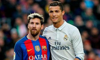 Cristiano Ronaldo en Lionel Messi, alleenheersers in het Europees voetbal