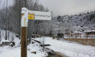 Provincie Alicante In Staat Van Paraatheid Vanwege Mogelijke Sneeuwval