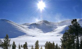 Regen, Wind En Sneeuw In Het Noorden En Zon Met Aangename Temperaturen In Het Zuiden Van Spanje