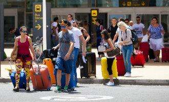 Januari 2017 Afgesloten Met 3,9 Miljoen Buitenlandse Toeristen In Spanje