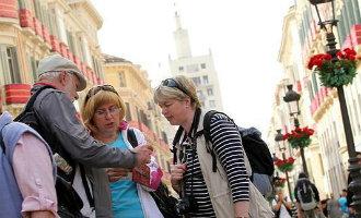 Steeds Meer Nederlanders En Belgen Op Vakantie In Málaga Stad