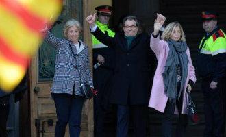 Ex Catalaanse Premier Artur Mas In De Beklaagdenbank Vanwege Illegaal Referendum