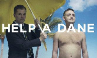 Humoristische Deense Campagne Tegen Huidkanker Vraagt Om Spaanse Hulp (video)