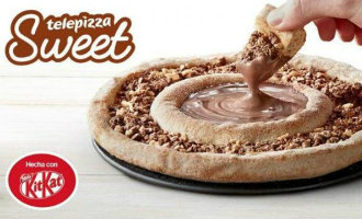 KitKat Pizza Zorgt Voor Veel Discussie In Spanje