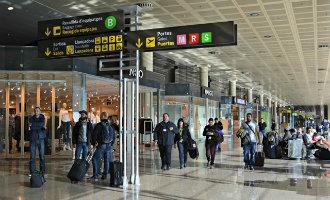 Aantal Vliegtuigpassagiers In Januari Met 10 Procent Gestegen In Spanje