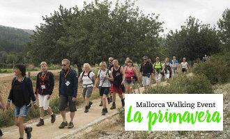 """Lente Wandelen Op Mallorca Tijdens Het Tweede """"Mallorca Walking Event"""" La Primavera"""