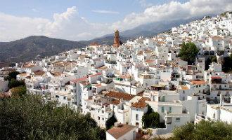 Gemeenten In Axarquía Streek In Málaga Hebben De Grootste Kans Op Aardbevingen