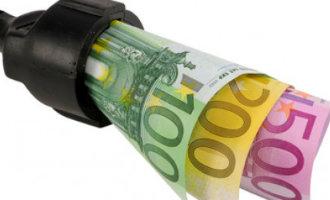 Elektriciteit is in februari 14 procent goedkoper geworden in Spanje maar nog steeds duurder dan vorig jaar