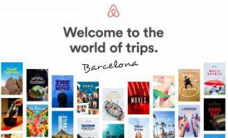 Barcelona Heeft De Primeur In Spanje Met Airbnb Trips