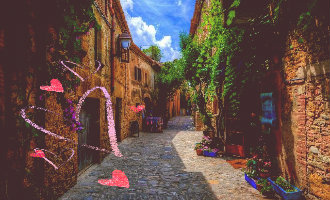 5 Spaanse dorpen om een romantische Valentijnsdag te vieren