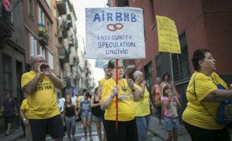 Airbnb Verplicht Verhuurders Van Meer Dan Een Appartement In Barcelona Tot Registratie Als Bedrijf