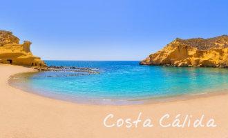 Costa Cálida, de vergeten kust van Spanje