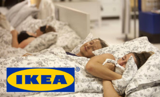 Met Een Antwoord Op Een Vraag Heb Jij De Mogelijkheid Om Bij IKEA Valencia Te Slapen