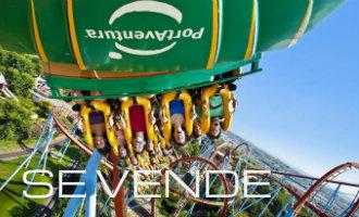 Helft van het Spaanse pretpark PortAventura in Salou staat te koop voor 500 miljoen euro *UPDATE*