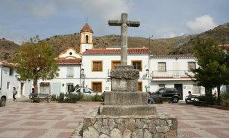 Het Binnenland Van De Provincie Málaga Verliest Steeds Meer Inwoners