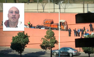 Terrorisme Paniek In Barcelona Na Diefstal Butaangas Vrachtwagen, Achtervolging En Schoten