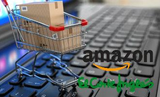 Internet Oorlog Tussen El Corte Inglés En Amazon Wat Betreft Prijzen En Levering