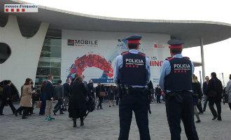 Extra Veiligheidsmaatregelen Barcelona Vanwege Het Mobile World Congress