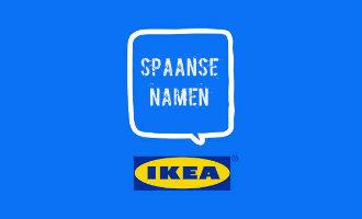 Wat Zouden De Spaanse Namen Zijn Voor De Beroemde Ikea Producten