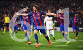 Historische inhaalrace van FC Barcelona in Champions League die met 6-1 doorgaat naar kwartfinale
