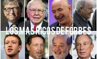 Amancio Ortega Van O.a. Zara Is Vierde Rijkste Persoon Ter Wereld Volgens Forbes