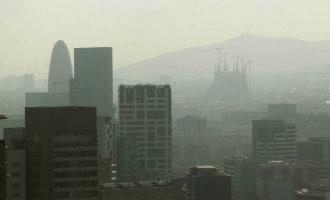 Vervuilende voertuigen mogen vanaf 2019 Barcelona en 40 randgemeenten niet meer in