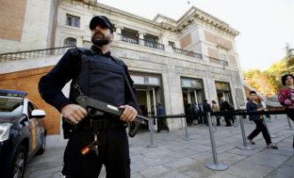 Spanje Blijft Bij Terreuralarm Niveau 4 Na Aanslag Londen