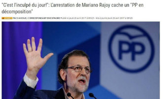 Belgische krant vergist zich en schrijft dat premier Mariano Rajoy van Spanje gearresteerd is