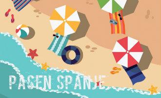 Het Weer In Spanje Tijdens Het Paasweekend
