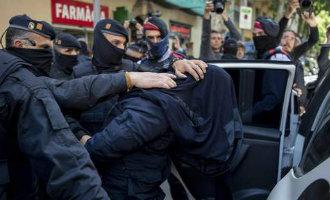 Verdachten van bomaanslag Brussel aangehouden in Barcelona