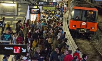 Vanaf 24 april elke maandag stakingen in de metro van Barcelona