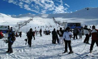 Sierra Nevada heeft het winter-ski seizoen afgesloten als drukste skigebied van Spanje
