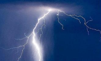 Spanjaard overlijdt nadat hij door de bliksem getroffen werd in Granada