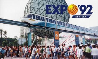 25 jaar geleden opende in Sevilla de Expo 92 wereldtentoonstelling haar deuren