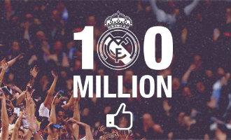 Real Madrid haalt de 100 miljoen volgers op Facebook dankzij zanger Julio Iglesias