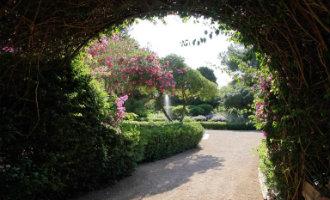 Tuinen Van Koninklijk Zomerpaleis Op Mallorca Open Voor Publiek En Gratis Te Bezoeken