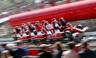 Veel klachten over het nieuwe pretpark Ferrari Land in Salou