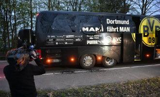 Spaanse voetballer gewond bij explosies Duitsland *UPDATE*