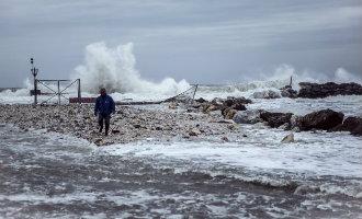 Noodweer Zorgt Voor Veel Problemen En Schade In Málaga En Aan De Costa Del Sol (foto's)